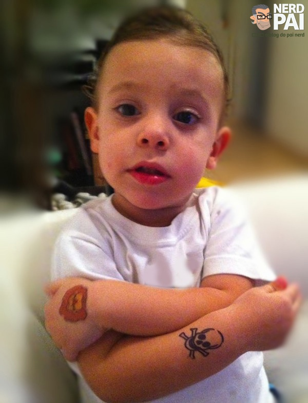 Padawan-e-tatuagens toxicas infantil