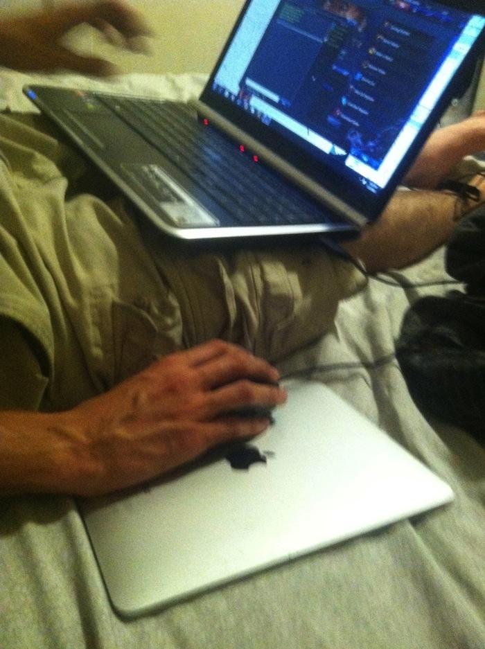 Bill Gates tem um iPad