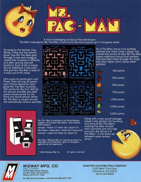 videogame pac-man