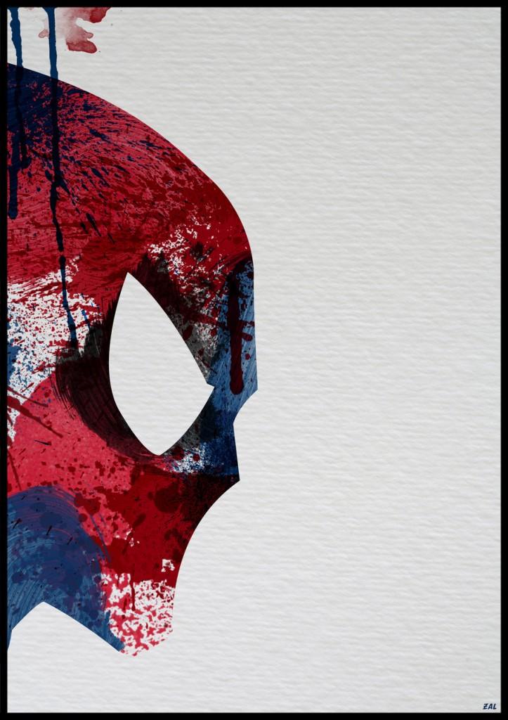 Arian Noveir spiderman