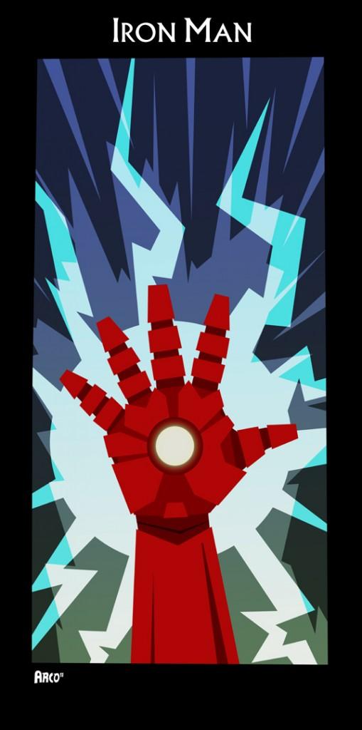 Matt Ferguson Avengers vingadores iron man homem de ferro