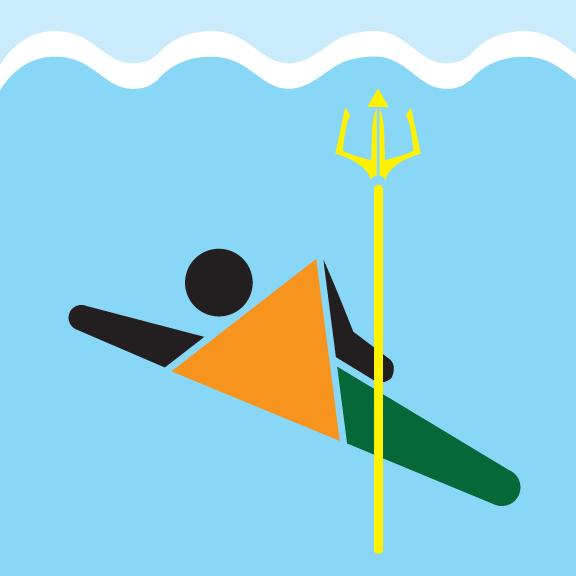 pictograma aquaman