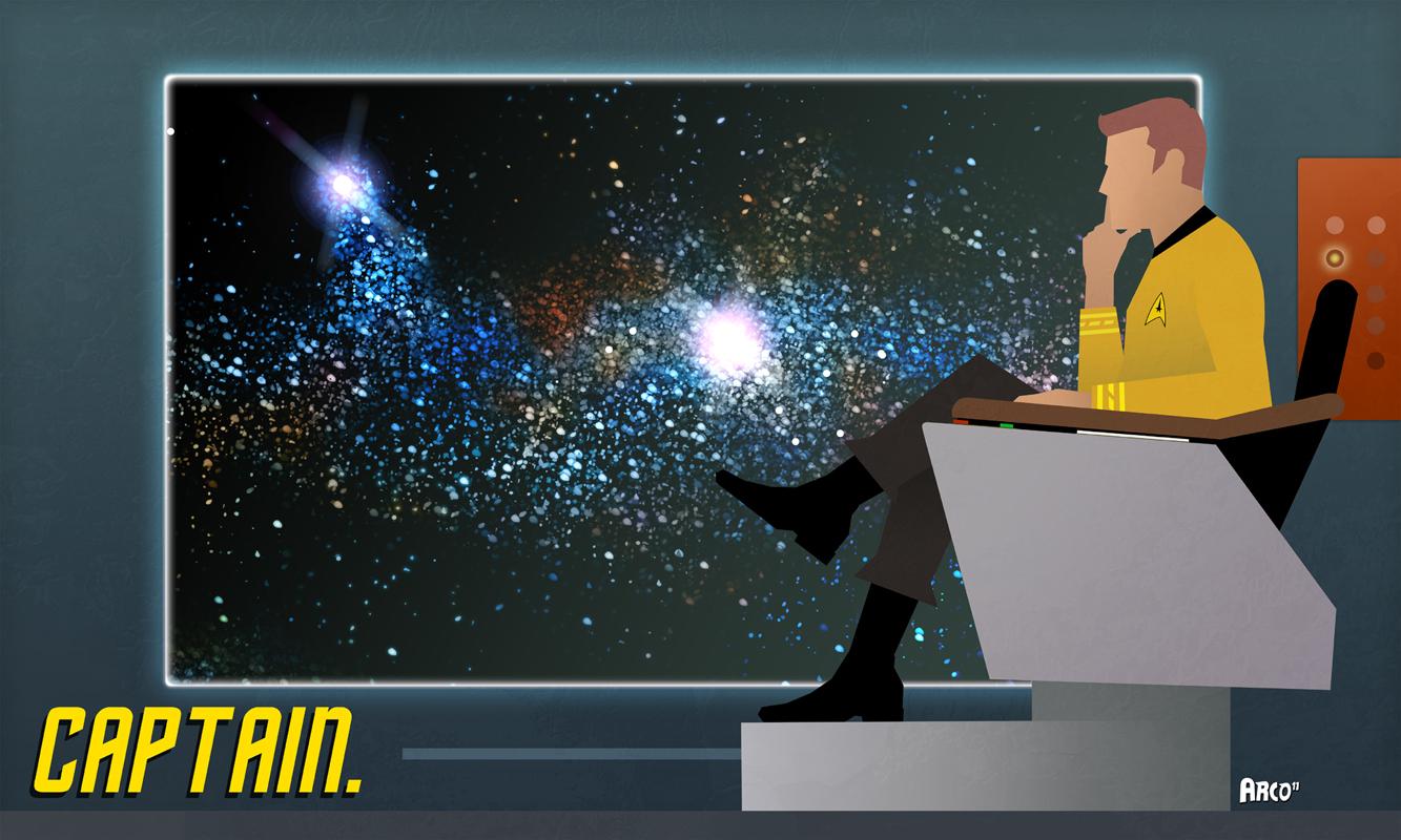 capitão kirk star trek nerdpai 3