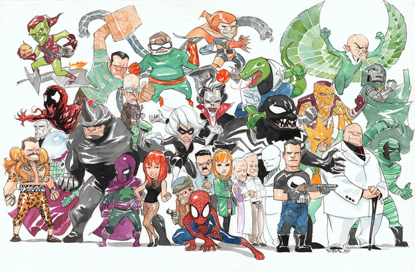 Marvel super heróis