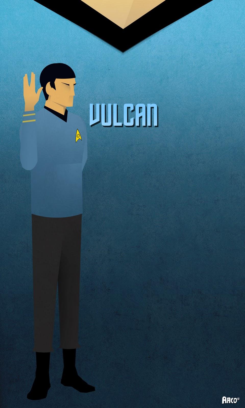 spock star trek nerdpai 1