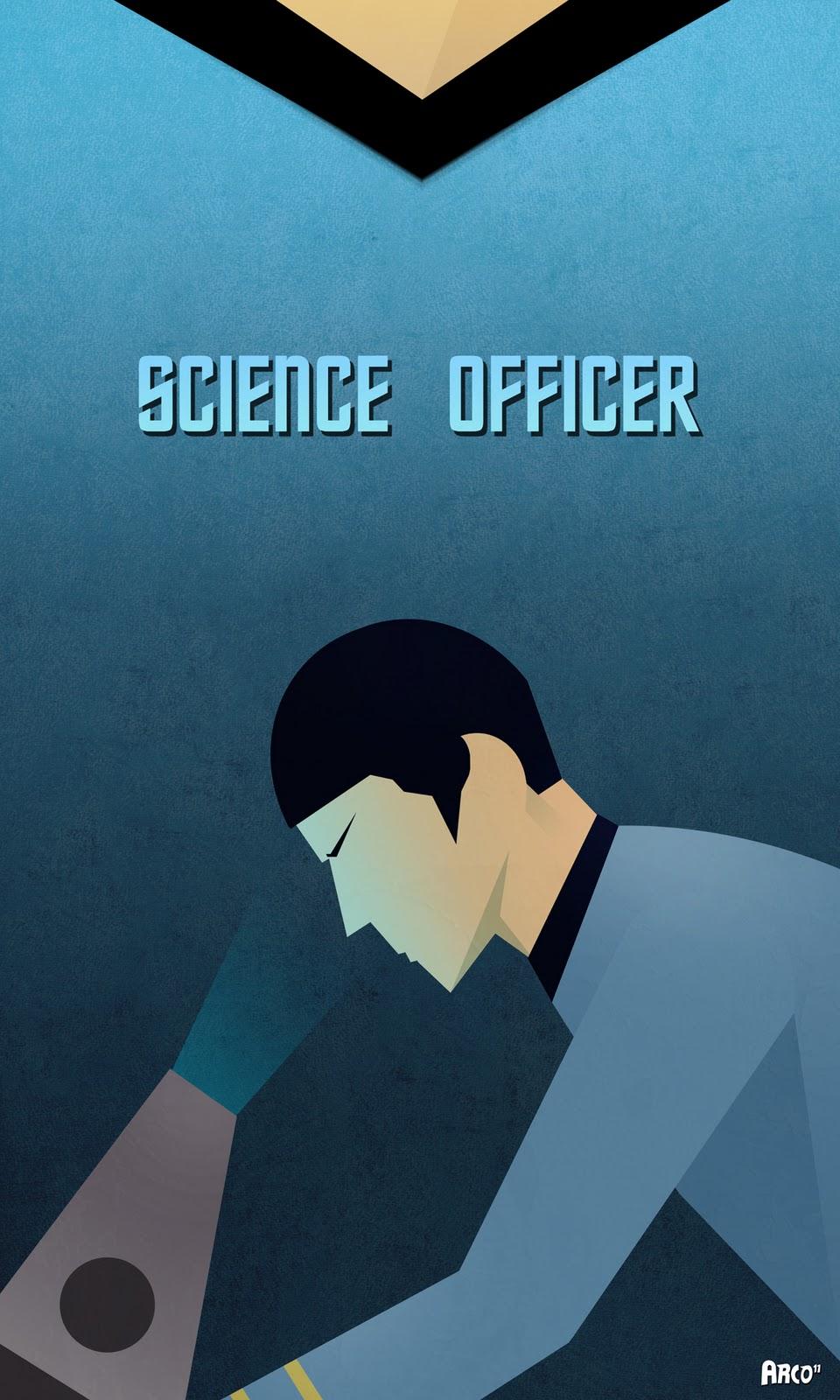 spock star trek nerdpai