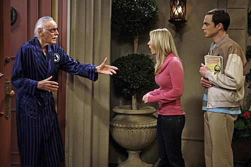 THE BIG BANG THEORY Stan Lee