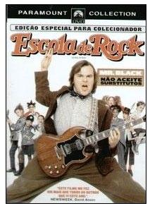 Escola de Rock - DVD4 - Saraiva.com.br