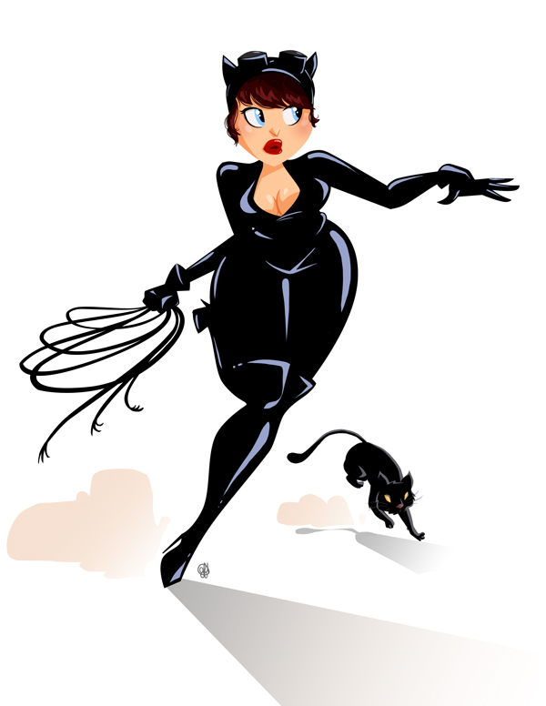 Geneviève-Farley-Tremblay-catwoman