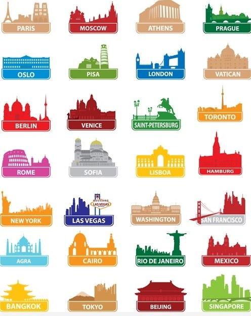 Tradermark das Cidades