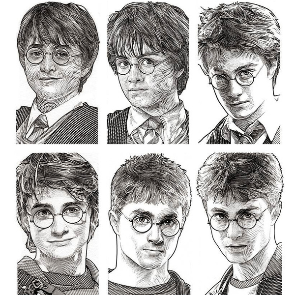 harry potter wall street journal