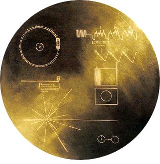 disco de ouro