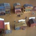 Papercraft: Velho Oeste