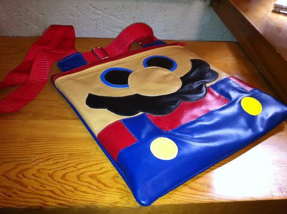 Bolsa do Mario Bros