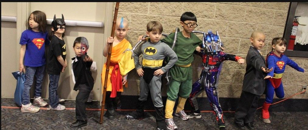 Mini Super-Heróis