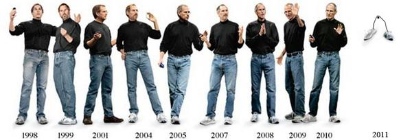 So long Steve Jobs, and thanks for all the iFish