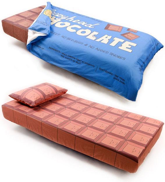 cama chocolate