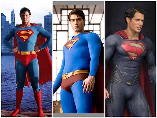 superman sem cueca