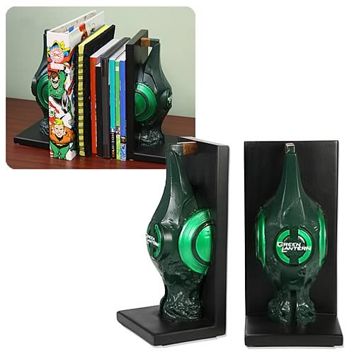 Apoio de Livro do Lanterna Verde - Eu Quero!
