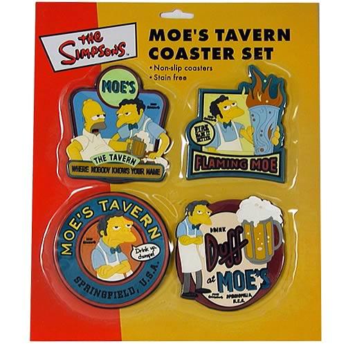 Porta Copos da Taverna do Moe - Eu Quero