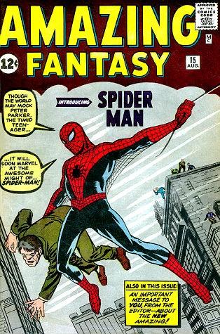 Amazing Fantasy, No. 15