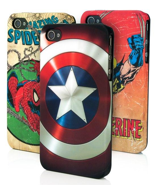 Capas iPhone da Marvel – Eu Quero! 01