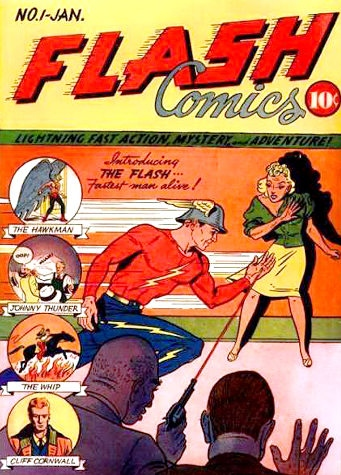 Flash Comics, No. 1