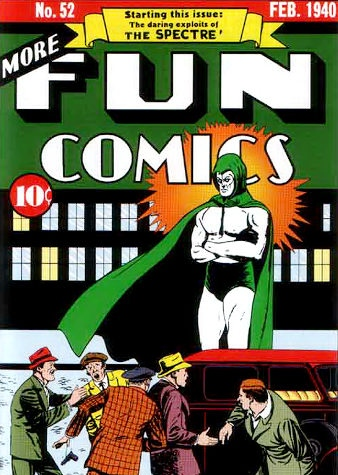 More Fun Comics, # 52 -