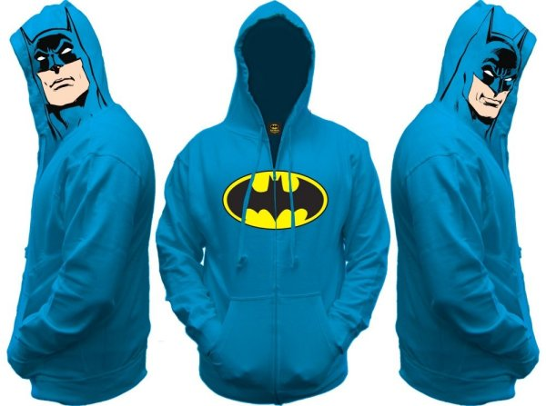 Batman Trecos - Eu quero - Casaco Batman