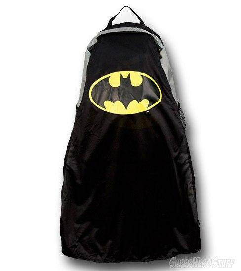 Batman Trecos - Eu quero - mochila batman