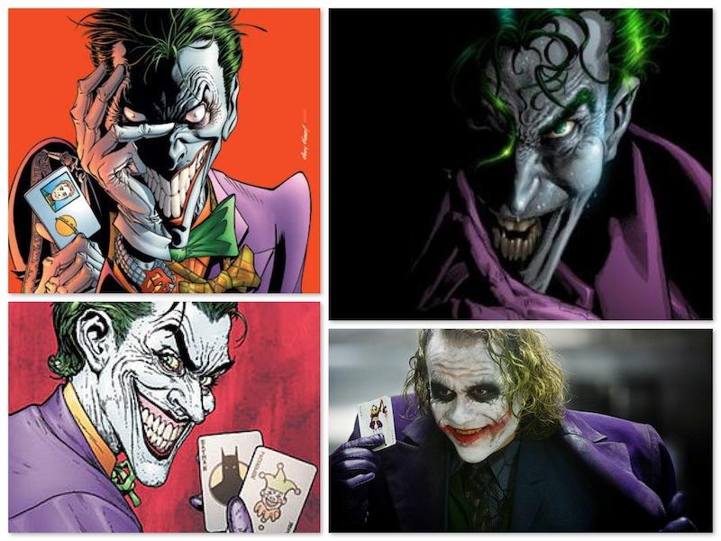 Coringa Joker Patati Patatá e o Coringa