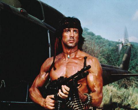 Rambo Jeremiah Denton Vietam