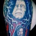 Tatuagem Star Wars