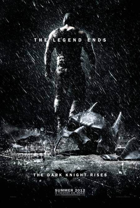 The Dark Knight Rises - Trailer
