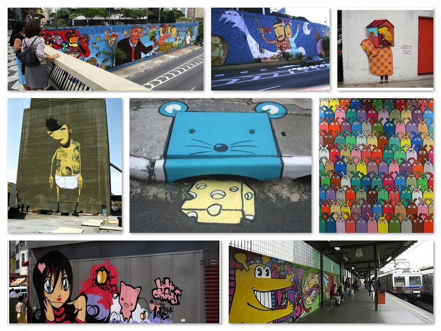 grafite São Paulo street art