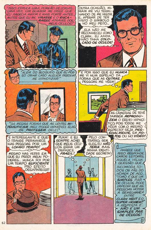 Superman - Um oculos faz a diferença