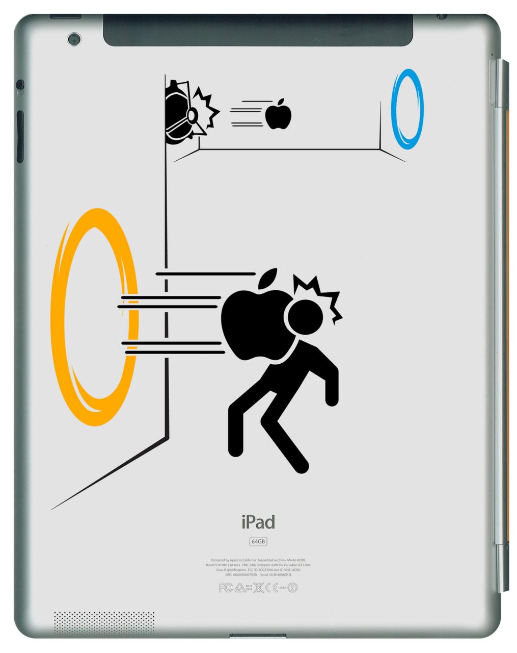 Apple, Portal e iPad