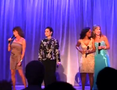 Disney Princesses and Muppets sing at 2011 Disney D23 Expo Legends ceremony   Inside the Magic