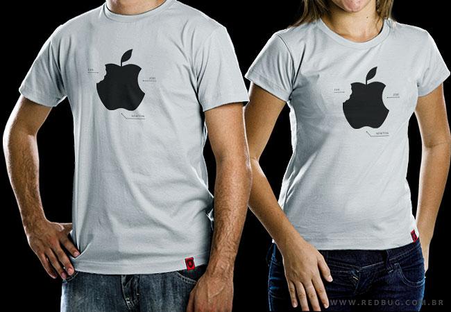 Eva, Apple e Newton