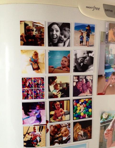 Instagram direto para sua geladeira - Fixagr.am