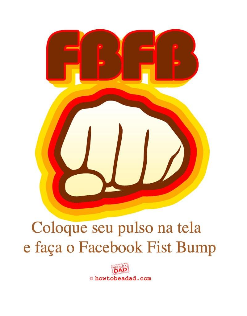 facebook fist bump