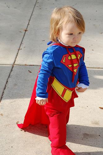 fofura nerd superman