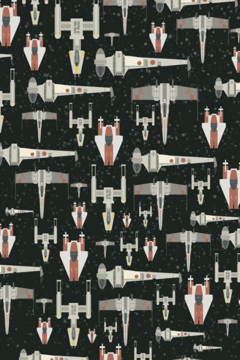 iPhone Wallpaper #4 - Star Wars