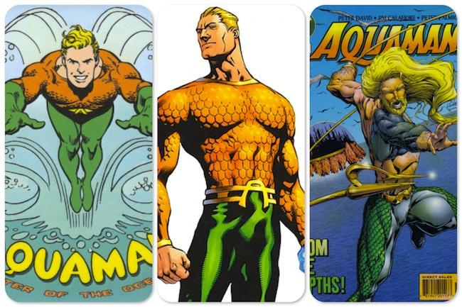 Aquaman - Quem que ser esse herói?
