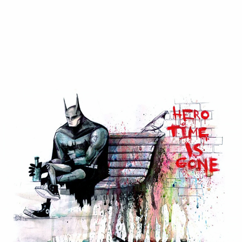 Desenhos Nerds #30 - Batman