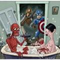 Qual a legenda? #3 -Capitão América, Hitler e Caveira Vermelha