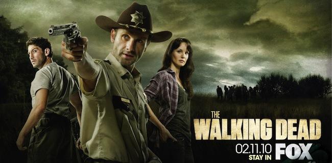 Você quer ser Zumbi em The Walking Dead?