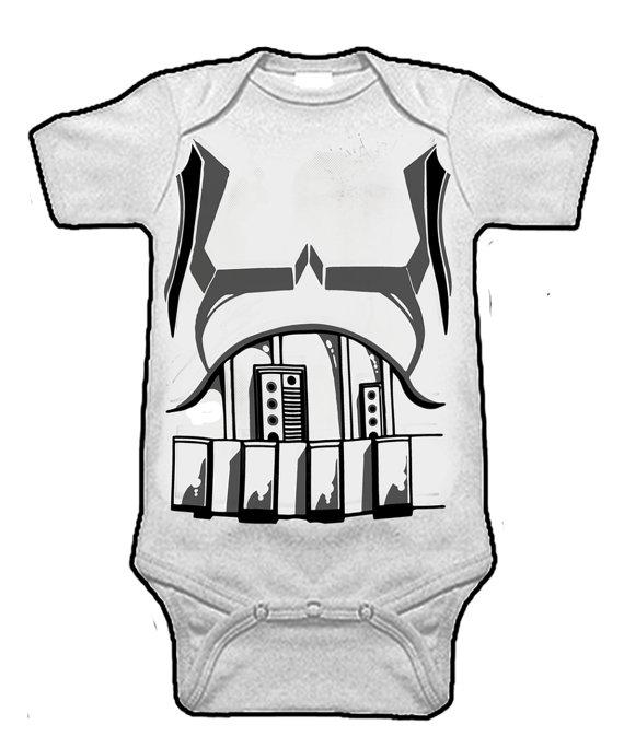 Baby Stormtropper - Body