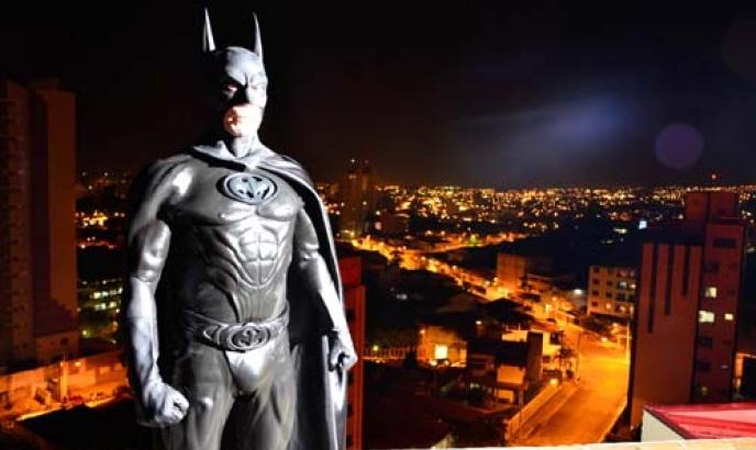 Batman em Taubaté