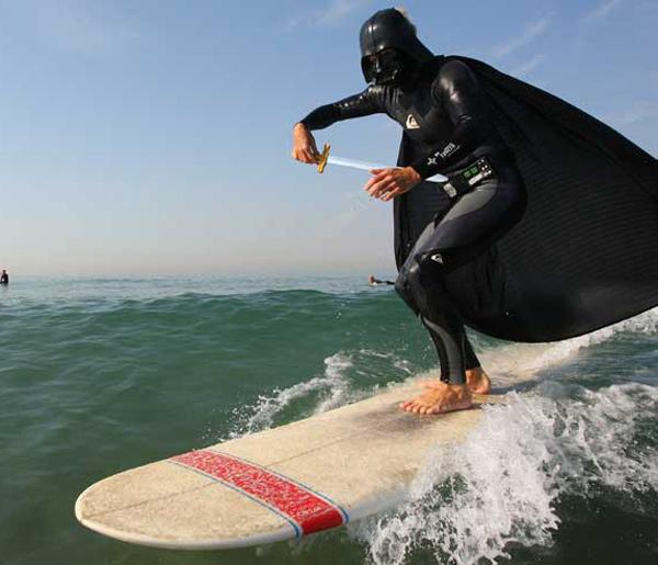 DST no EUA - E o Darth Vader adora